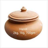 Terracotta Handi