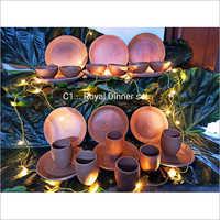Terracotta Royal Dinner Set