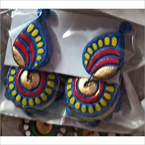 Terracotta Earings