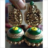 Terracotta Earings