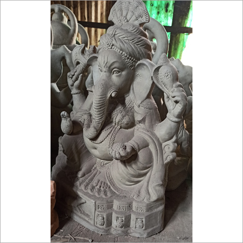 Terracotta Ganesh Ji Sculpture