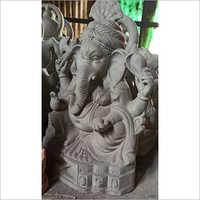 Terracotta Ganesh Ji Sculpture