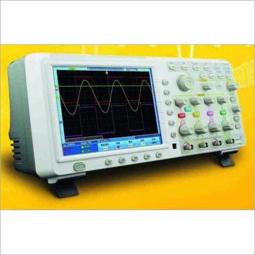 Four Channel Digital Storage Oscilloscope