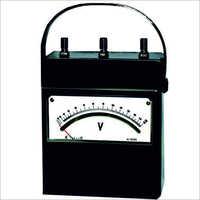 Portable AC - DC Volt Meter