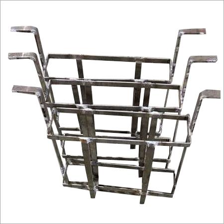 Titanium Cuboidal Fixture