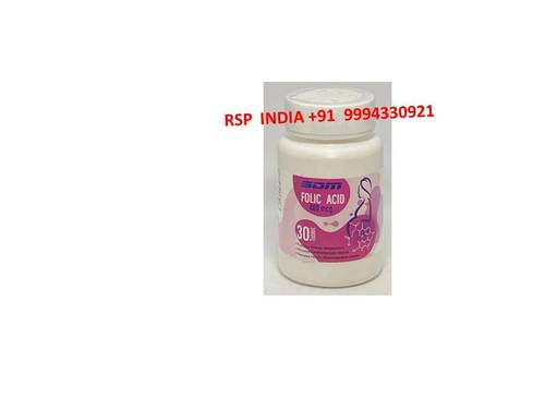 Sdm Folic Acid 400mcg Tablets