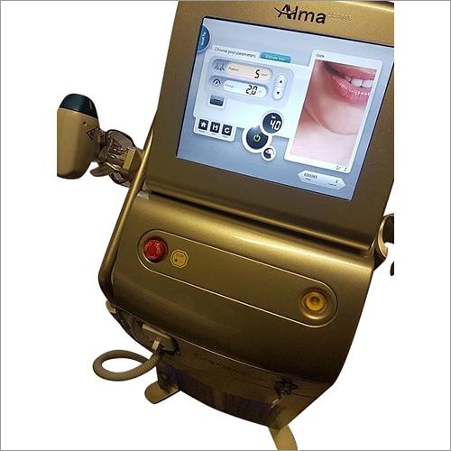 Alma Soprano ICE Laser and Accessories