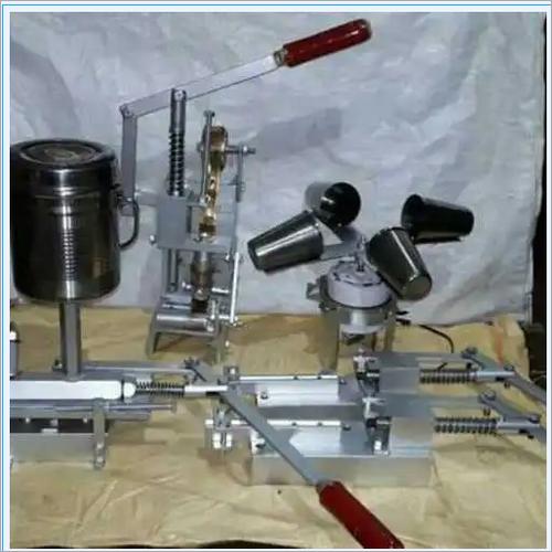 Manual DF Ball Pen Making Machine