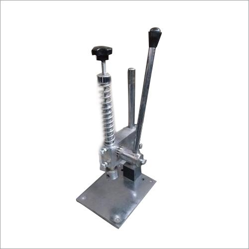 Bulb Tikki Fitting Machine