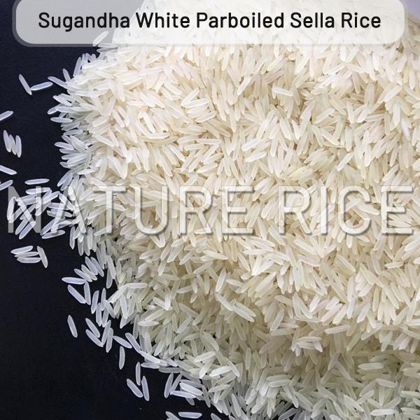 Sugandha Creamy Sella Rice