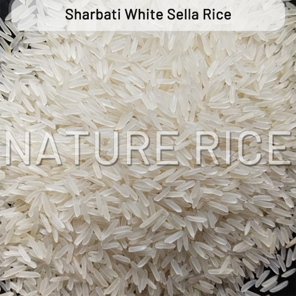 Sharbati Creamy Sella Rice