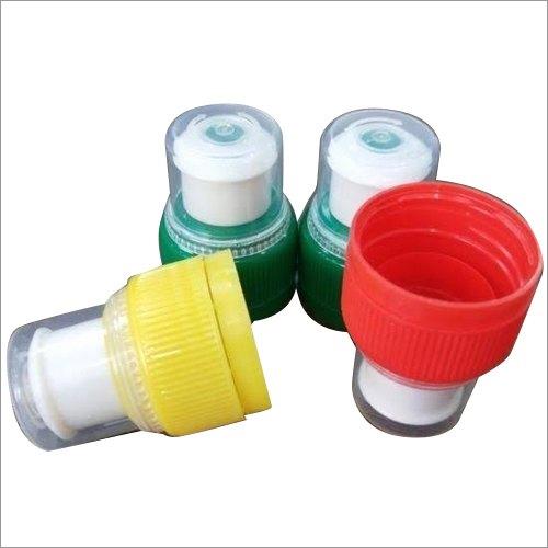 Plastic Pull Push Cap
