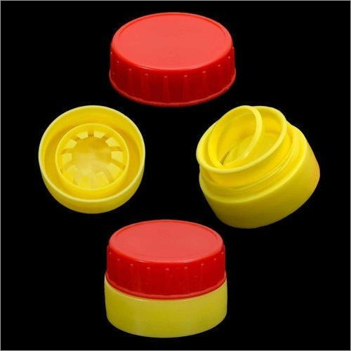 Plastic Edible Oil Bottle Cap