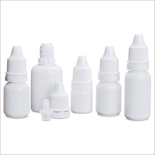 Plastic Eye Dropper Bottle