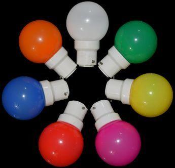 LED 0.5W NIGHT BULB (ROUND)