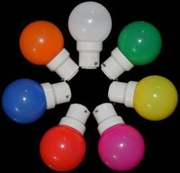 LED 0.5W NIGHT BULB (ROUND)