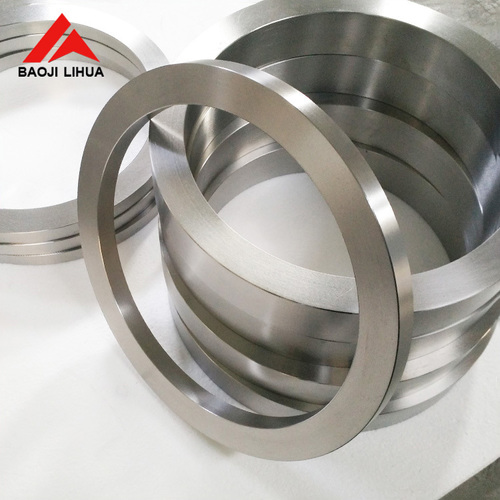 Ti 0.2Pd titanium forged ring Gr7 ASTM B861 industry application price per kg