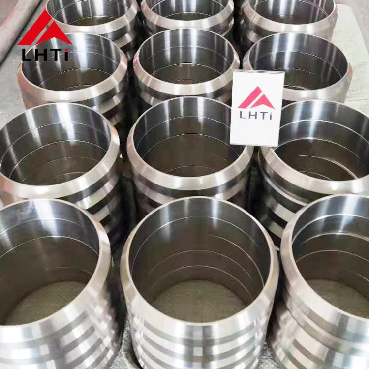 Ti-6al-3.5mo-1.8zr Tc11 Titanium Forged Ring  Astm B341 For Industry