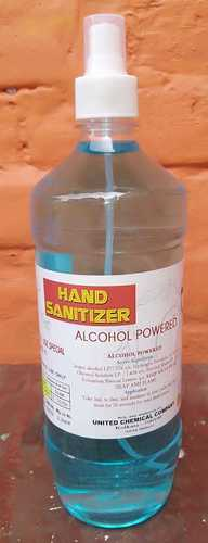 Hand Sanitizer 1 ltr