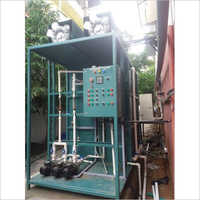 Automatic Compact Sewage Treatment Plant
