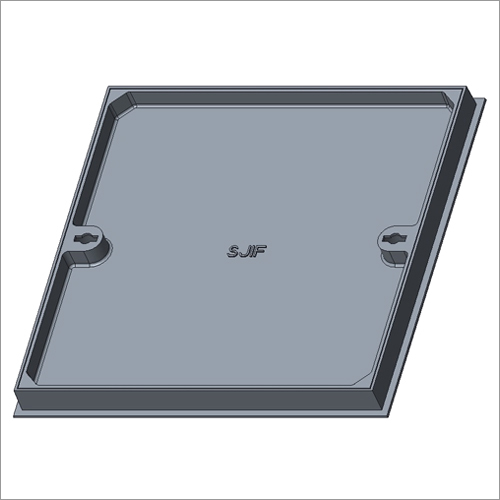 Recessed Manhole Covers & Frames