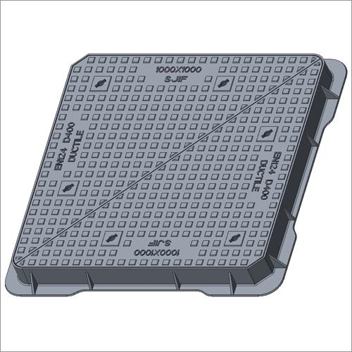 BS EN 124-2 Manhole Covers