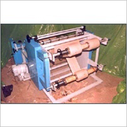Filter Paper Slitting Machine