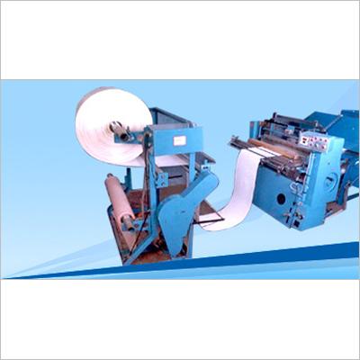 Paper & Wire Mesh Pleating Machine