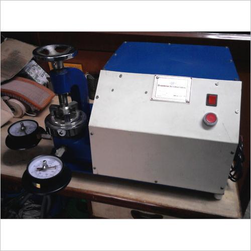 Paper Burst Testing Machines