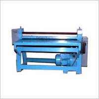 E Metal Sheet Flatting Machine