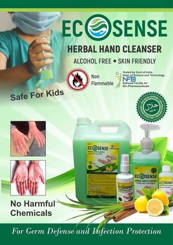 Non Flammable Hand Sanitizer