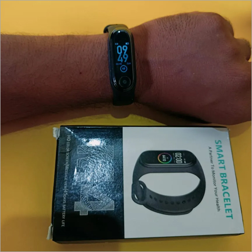 M4 Oximeter Smart Watch