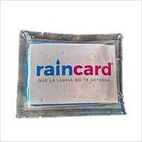Rain Card Bandage