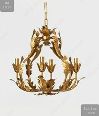 Metal Art Chandeliers MA1019