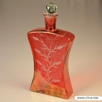 Beautiful Vintage Glass Decanters