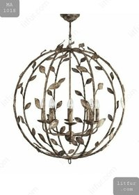 Metal Art Chandeliers MA1018