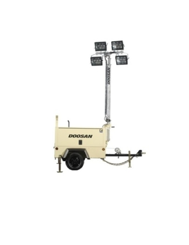Rent Mobile lighting tower