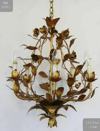 Metal Art Chandeliers MA1001