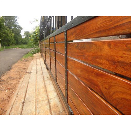 Wooden Panels for Gates