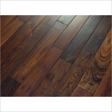 Teak Finish Flooring