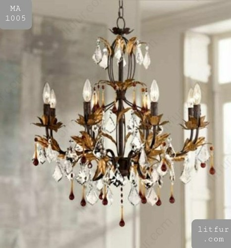 Metal Art Chandeliers MA1005