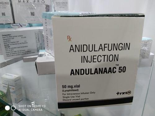 Anidulafungin Injection