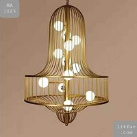 Metal Art Chandeliers MA1025