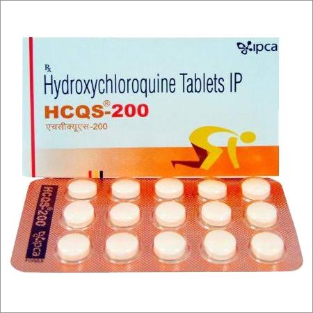 HCQS-200 Hydroxychloroquine Tablets