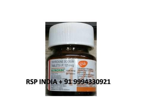 Eltroxin 125mg Tablets
