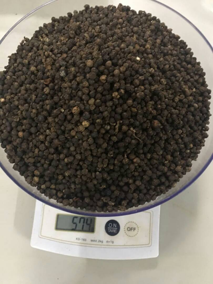 Black Pepper 5MM Jumboo Bold, 500g