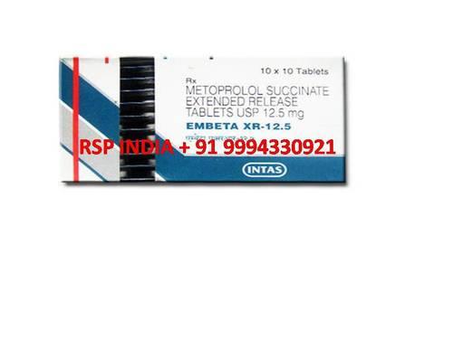 Embeta Xr 12.5mg Tablets