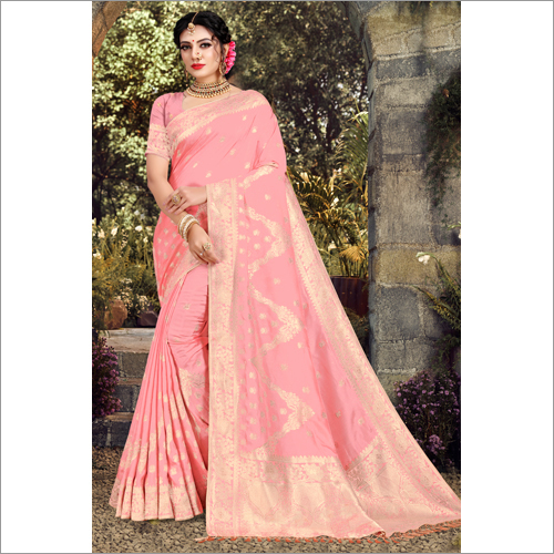 Banarasi Fancy Viscose Saree