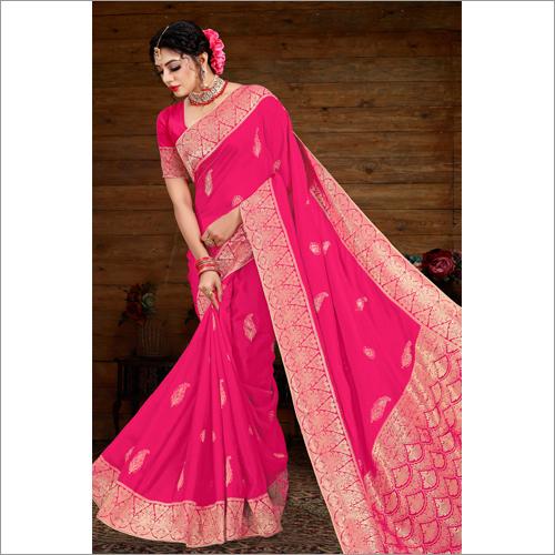 Banarasi Designer Viscose Saree