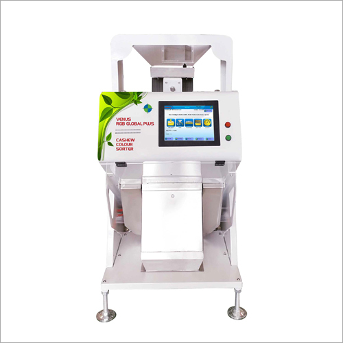 Pkw Cashew Color Sorter Machine